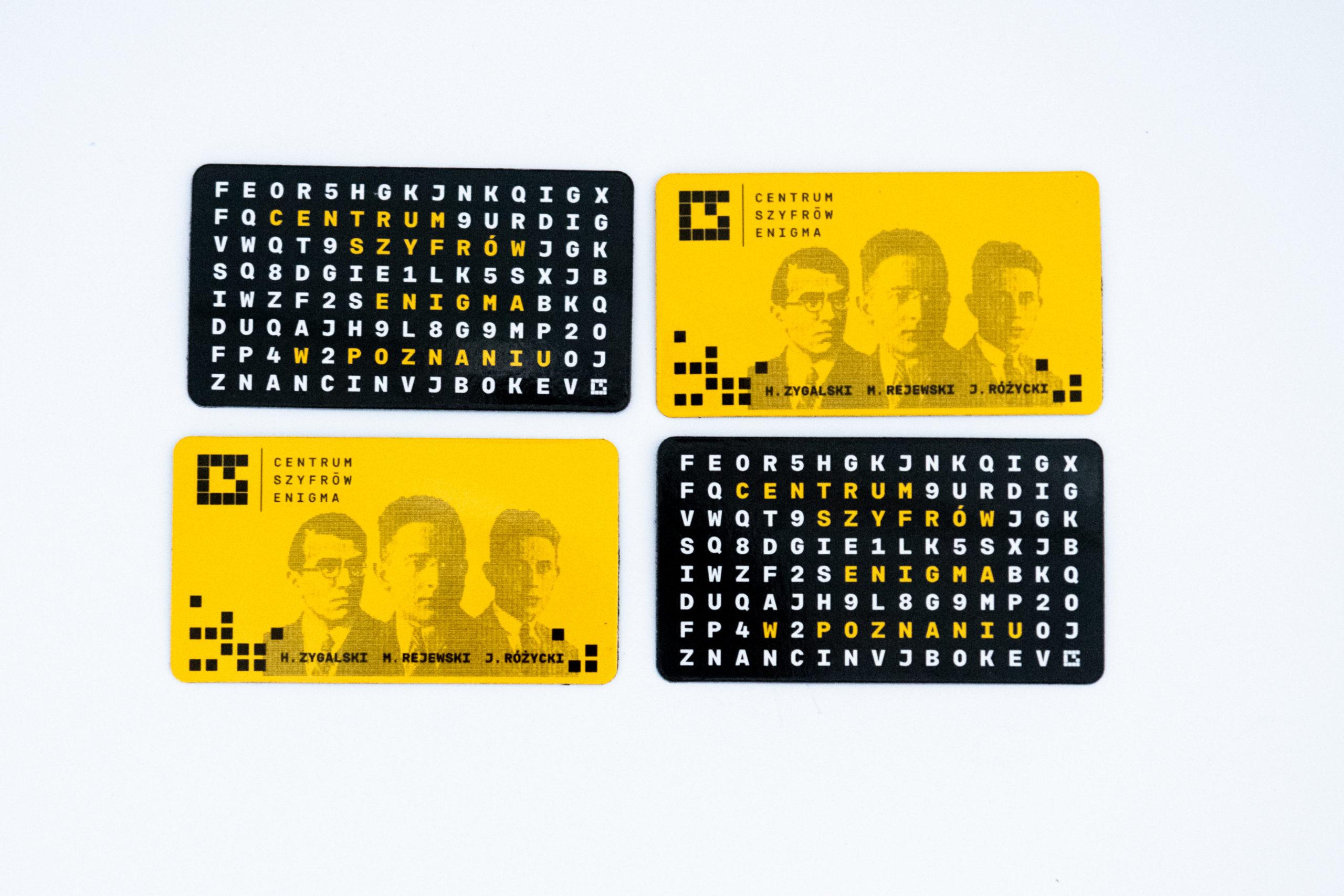 Magnesy Centrum Szyfrów Enigma